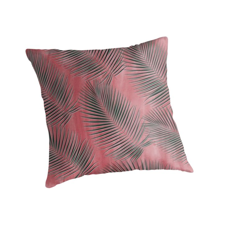 """Summer Dreams"" Throw Pillow http://www.redbubble.com/people/angeflange/works/12690327-summer-dreams?p=throw-pillow"