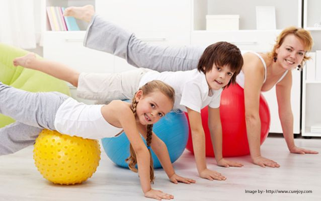 Fitness tips for busy moms!