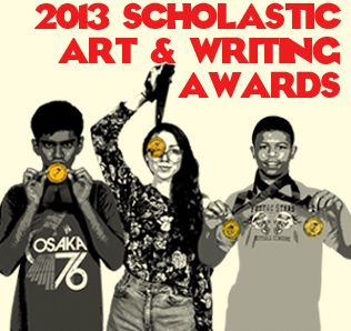 Scholastic writing awards categories for students