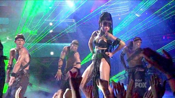 Rihanna Photos: American Idol Season 11 Episode 40