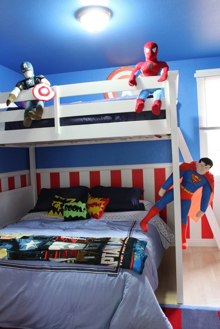 220 best super hero rooms images on pinterest