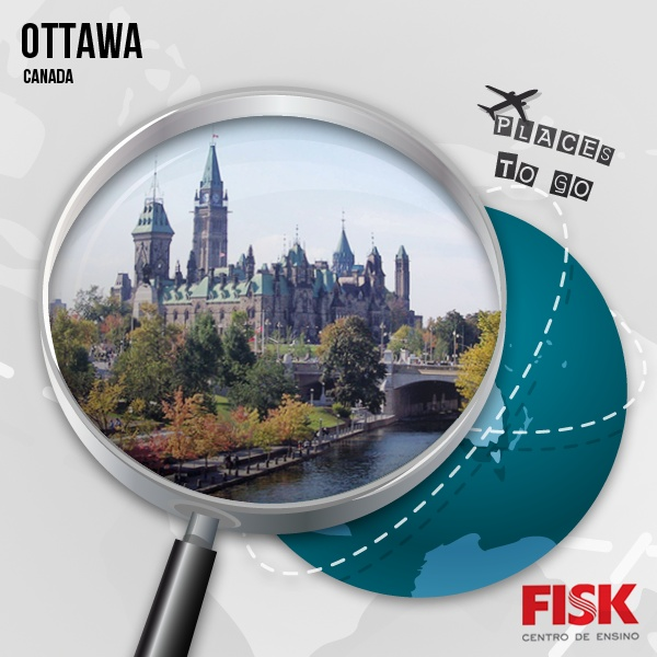 The capital of Canada and the fourth largest city in the country, Ottawa is also the home of the Ottawa Senators Hockey Team and the Ottawa Jazz Festival.    Get to know more about this amazing place at: http://www.ottawatourism.ca/en/