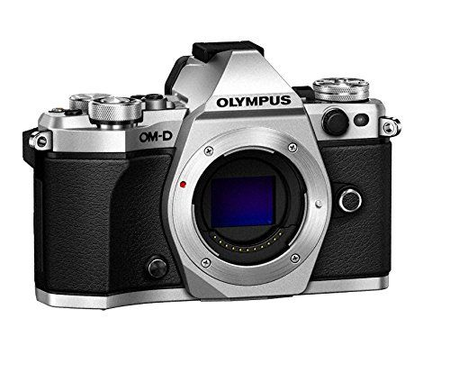 Amazon.com : Olympus OM-D E-M5 Mark II (Silver) (Body Only) : Camera & Photo