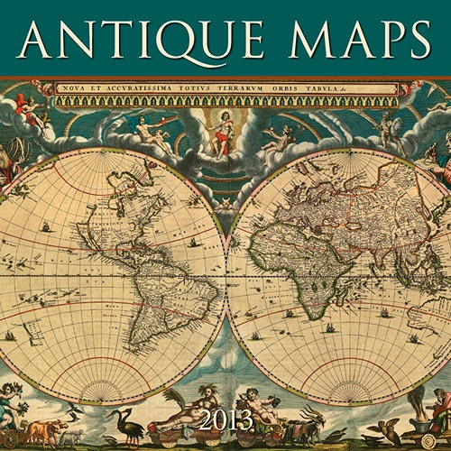 87 best old world maps images on pinterest antique maps old maps antique maps 2013 wall calendar gumiabroncs Gallery