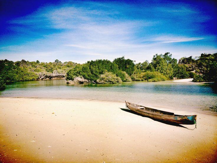 Oiselli beach, Rote Island, Indonesia