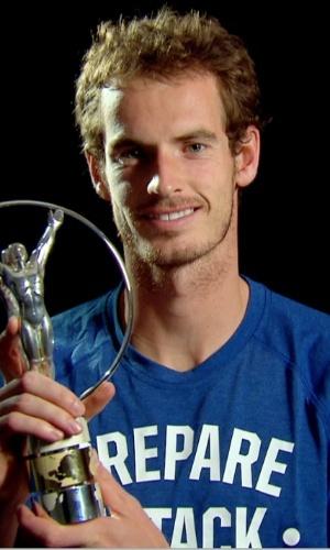 Andy Murray  Rio de Janeiro recebe o Prêmio Laureus, o Oscar do esporte - Outras modalidades - UOL Esporte