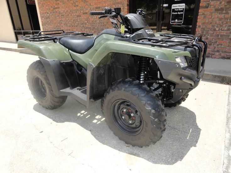 Used 2014 Honda Rancher 420 ES ATVs For Sale in Florida. 2014 HONDA Rancher 420 ES, 2014 Honda Rancher ES, 86 hours, 675 miles, 4 X 4 switchable to 2 X 4, Reverse, Must See, Excellent Condition, 75 motorcycles to choose from. Special motorcycle financing is available even with a low credit score, Visit Prime Motorcycles at 1045 North US Hwy.17-92 Longwood, Florida 32750. Hours: 9-5 Tues. thru Sat. After hours appointments are also accepted, Please call Chad at 321-203-4538 (anytime including…