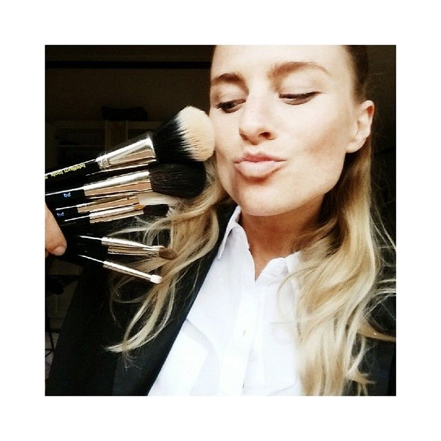 """""""Some new babies for the kit thanks to @bdelliumtools from the great @studio2makeupandhair ... #bdelliumtools #mua #makeup #artist #makeupbrushes #beauty"""""""