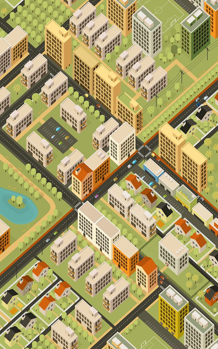 #flat #illustration buildings perspective https://m1.behance.net/profiles/52941/projects/18351731/d37b5d39a0c6f42b8508e8c2cdee045d.png