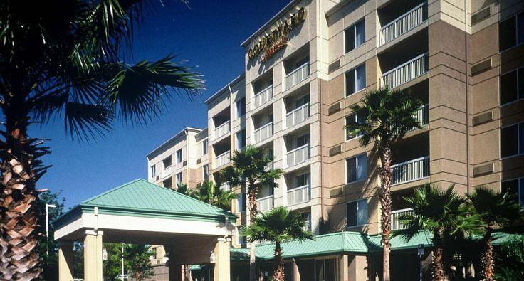 Courtyard Orlando Downtown, 730 North Magnolia Avenue, Orlando, FL 32803, (407) 996-1000
