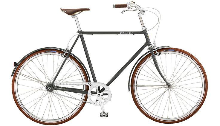 Bike by Gubi er en serie stilrene, retromoderne stålcykler skabt af møbeldesigneren Gubi Olsen. Bike by Gubi er håndbygget i Danmark.