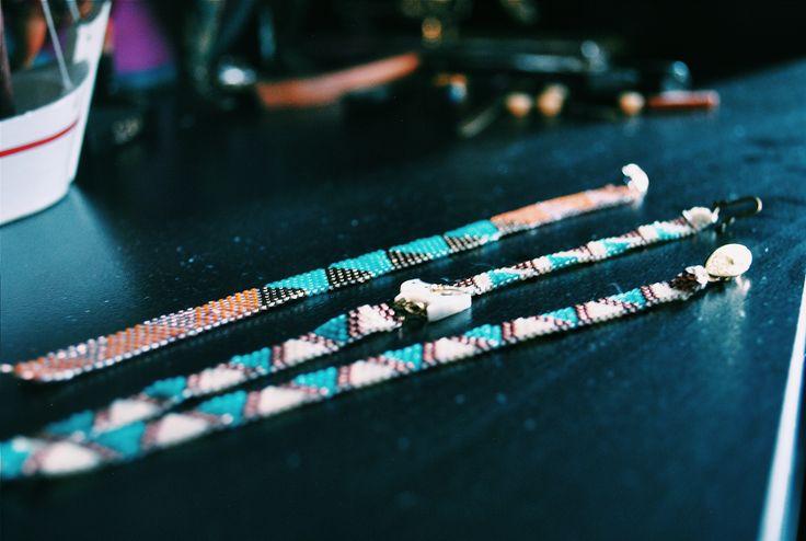 handmade miyuki bracelets. to more information instagram: san_art_jewelry