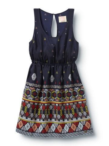 Quiksilver indian summer tank dress