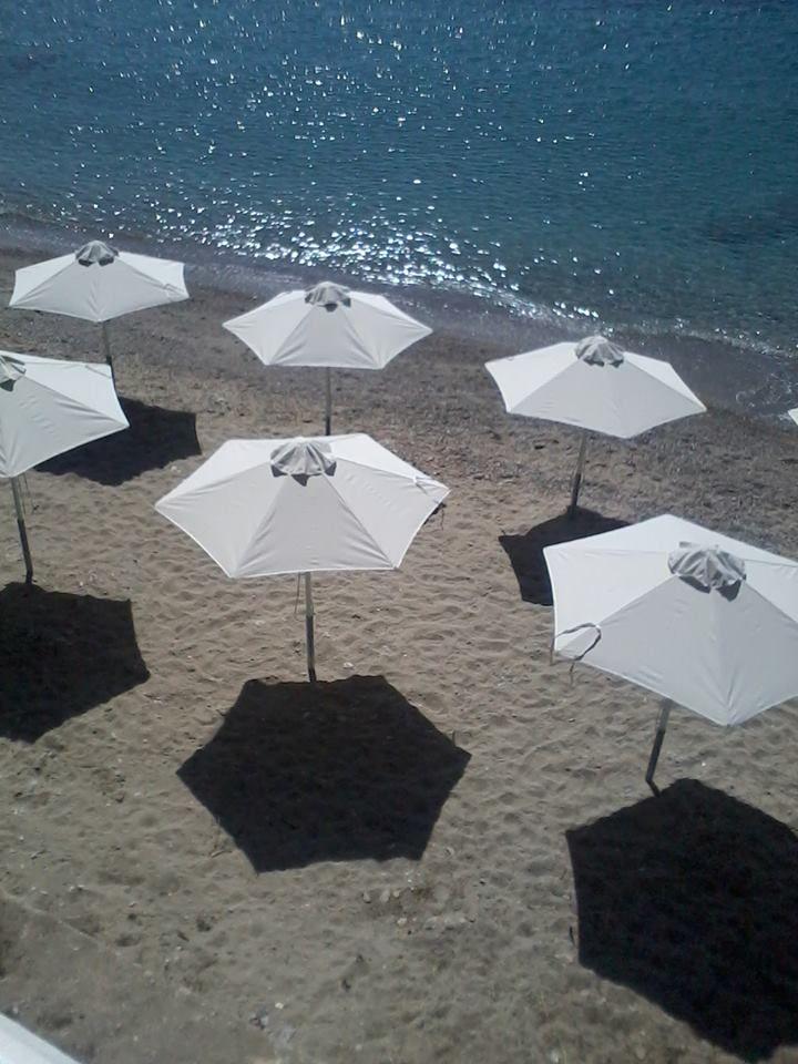 Our Private Beach