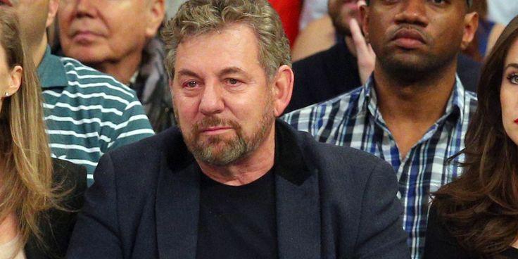 cool Knicks owner James Dolan, Bucks owner Marc Lasry named in Weinstein suit