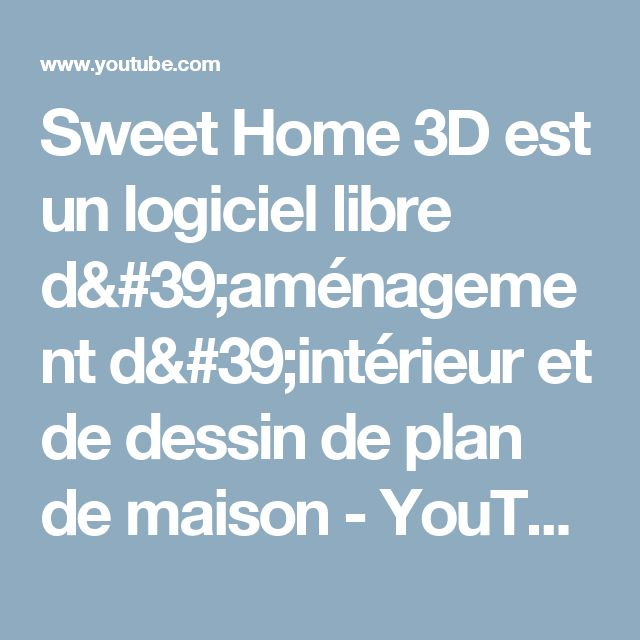 25 best ideas about logiciel plan maison on pinterest - Logiciel gratuit amenagement interieur ...