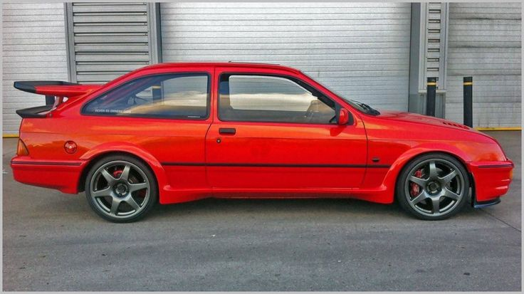 Sierra Cosworth 3dr!