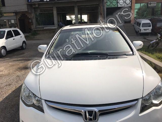 Honda Civic Automatic Model 2011 For Sale On Gujrat Motors