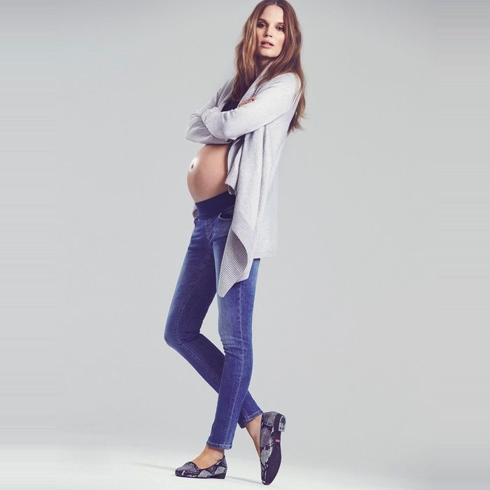 Rank & Style | The Ten Best Maternity Jeans Under $100