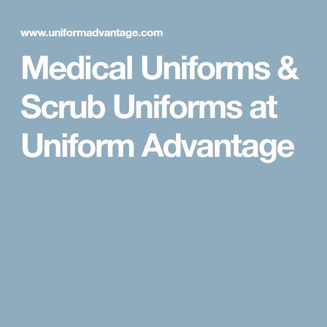 Medical Uniforms & Scrub Uniforms at Uniform Advantage