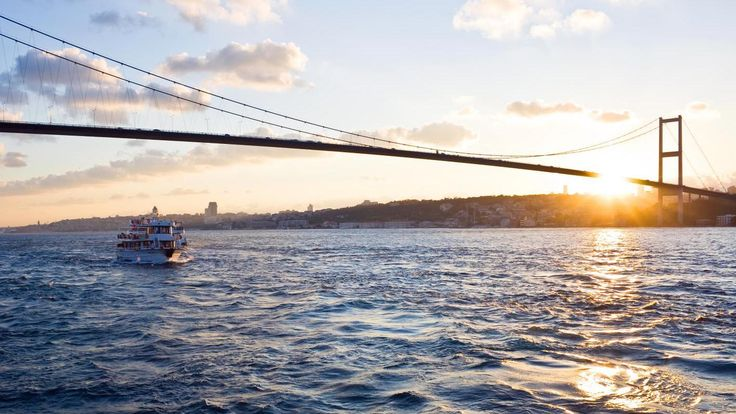 Bosphorus Bridge, Turkey