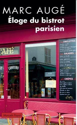 Aucune ville au monde ne compte autant de bistrots au kilomètre carré que Paris. Ils sont une composante du spectacle de la rue. Avec le temps, les bistrots changent, comme la ville, dans le regard de celui qui vieillit. Résister à cette sensation, c'est continuer à vivre: telle est la leçon des bistrots parisiens, dont beaucoup sont nommés et décrits. L'éloge du bistrot, c'est l'éloge du paysage urbain auquel il participe.