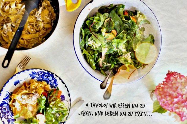 Wir essen, um zu leben und leben, um zu essen. 5 gute Gründe, wieso die mediterrane Küche die beste ist.