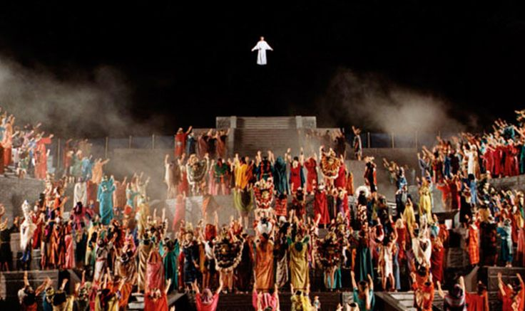 Who do you know that has been involved in the Hill Cumorah Pageant? http://lds.net/blog/buzz/entertainment/arts-and-culture/behind-scenes-look-hill-cumorah-pageant/
