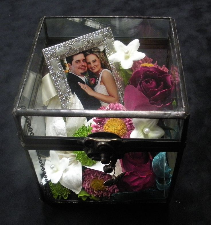 Wedding Flowers In A Box: 1000+ Images About Preserved Wedding Flowers In Glass Case