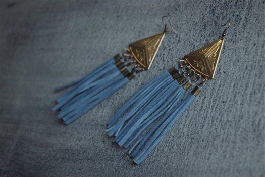 earrings#boho#lanamouss#