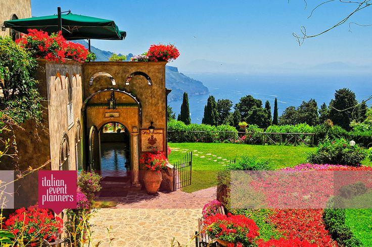 #Wonderful #Hotel in #Ravello for your #impeccable #wedding_in_Italy  http://www.italianeventplanners.com/locations/amalfi-coast/venues/item/130-luxury-hotel-amalfi-coast-3.html