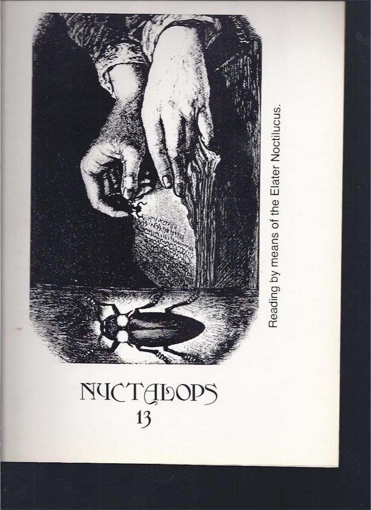 Nyctalops 13 Sgnd Harry O Morris Lovecraft Brian Lumley T E D Klein Campbell | eBay