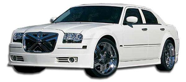 2005-2010 Chrysler 300 Duraflex VIP Body Kit - 4 Piece