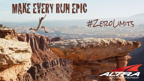 SPONSORED: Make Every Run Epic with @AltraZeroDrop #ZeroLimits