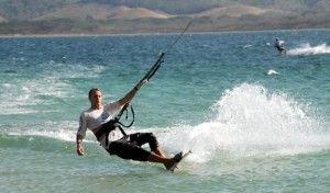 Kite surfing in Costa Rica Bahia Salinas & Playa Copal