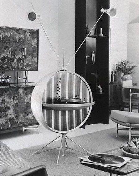 sputnik record player