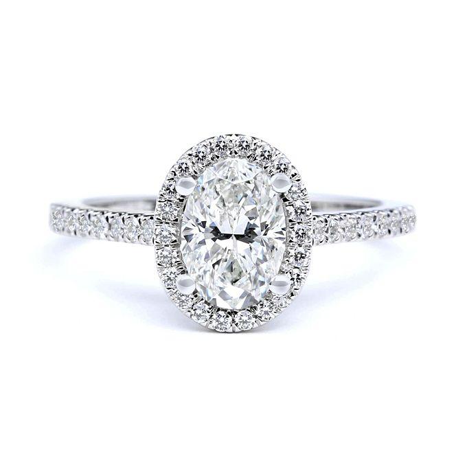 diamond oval cut - photo #25