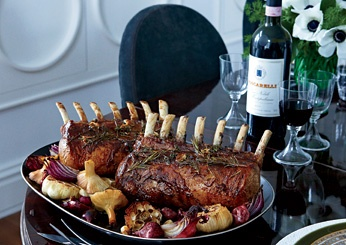 Christmas Dinner Ideas & Recipes- from Food and Wine