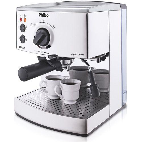 [Soubarato] Cafeteira Philco PHC19 19 bar - R$251,00