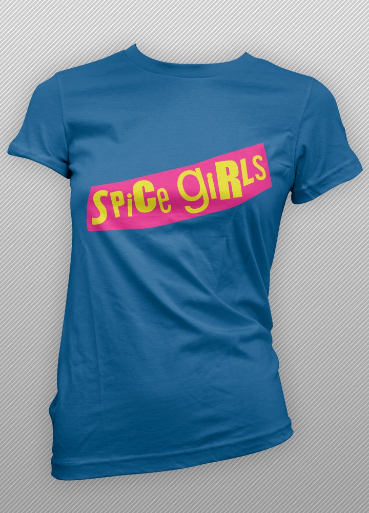 Spice Girls - Sex Pistols