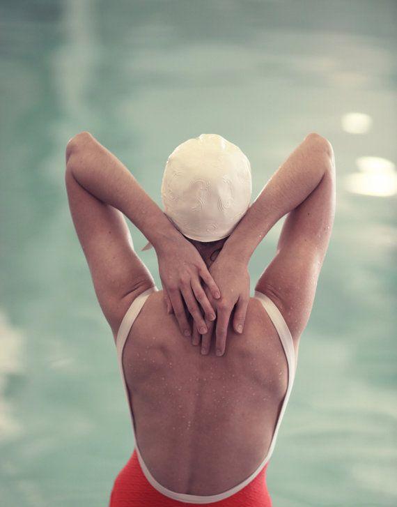 Fine Art Photography Figurative Swimming   by lucysnowephotography, $30.00