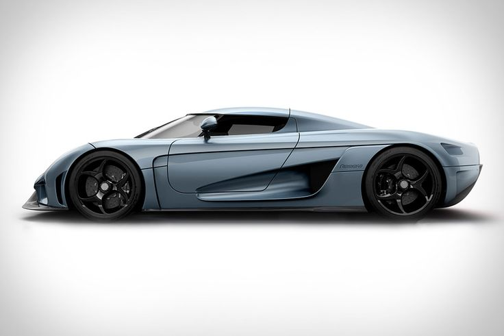 It's sleek and sexy. Its interior offers amenities like Apple CarPlay, a built-in Wi-Fi hotspot, and memory foam seats. And you shouldn't care about any of that. Because the Koenigsegg Regera is all about speed. It combines a twin turbo,...