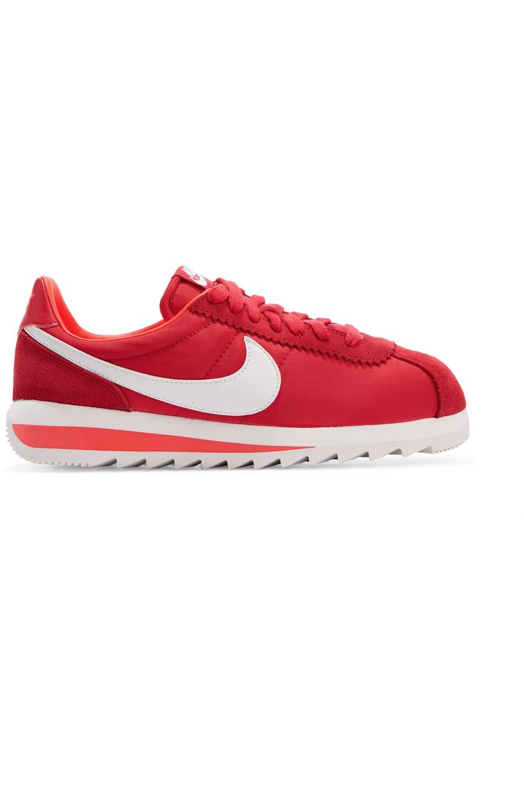 Shop on-sale Nike Cortez Epic Premium canvas and suede sneakers. Browse  other discount designer Sneakers \u0026 more on The Most Fashionable Fashion  Outlet, ...