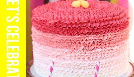 Buttercream Cake Decorating Tutorials