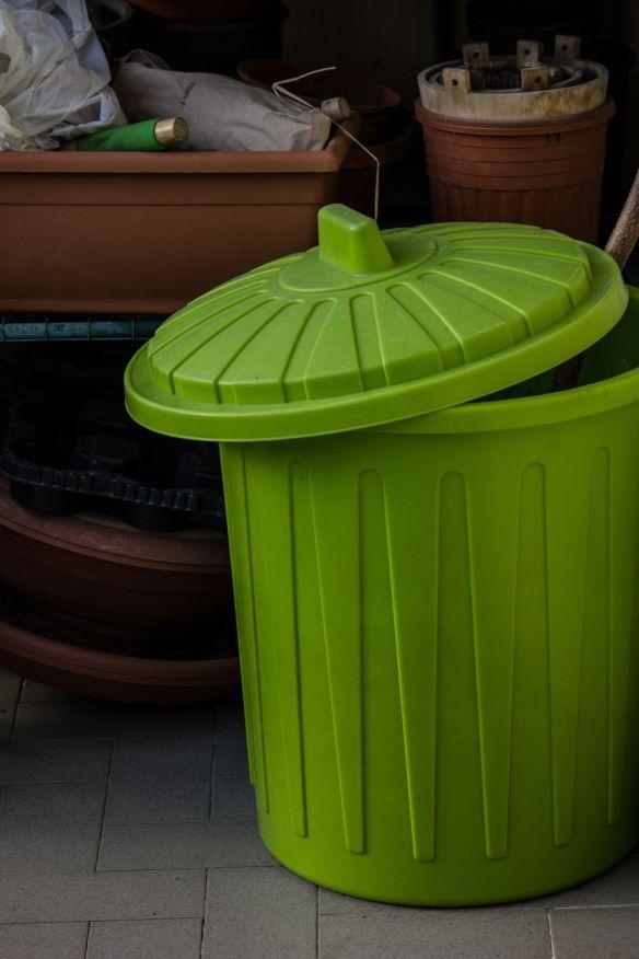 Composter | balcony garden