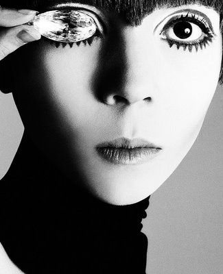 """Described by John Lennon as """"Hot, Hot, Hot, Smart, Smart, Smart!"""", Anglo-American, Penelope Tree was rarely out of work in the sixties, although she is Internationally lesser know than either Twiggy or Jean Shrimpton."""