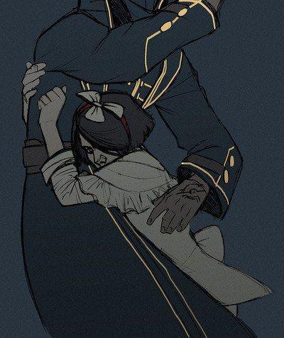 Dishonored, Emily and Corvo