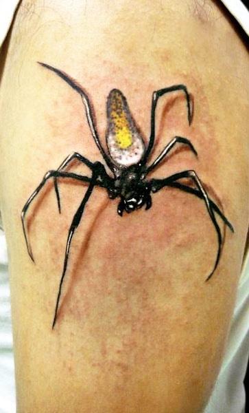 Tattoo Artist - Adam Kremer - insect tattoo