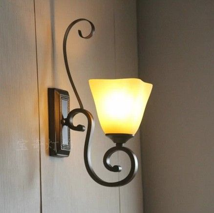 Wrought Iron Bedside Lamps 86 Best Lamps Images On Pinterest  Table Lamp Bulbs And Irons