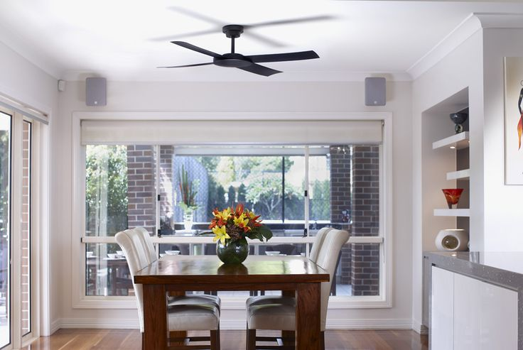 The Revolution Ceiling fan has a slimline design that can be the feature of your modern space. With exceptional airflow and options in both AC and DC motors. Hurry, only while stocks last. New model arriving soon!